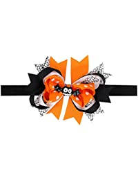 Kanggest Encantador Niños Banda Elástica del palo Historieta Para la Fiesta de Halloween Venda de la