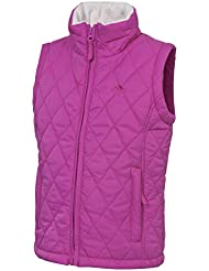 Trespass-Coleta-Gilet-Fille rose