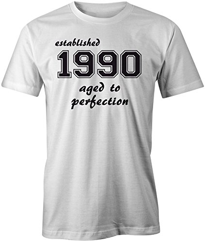 Established 1990 aged to perfection