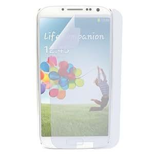 Incutex 3x Schutzfolie Samsung Galaxy S4 i9500 Displayfolie Screen Protector Screenguard Kristall Klar