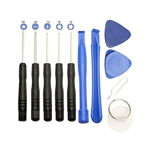 LSDDLL 11 in 1 Handys öffnen Pry Handy Repair Tool Kit Schraubendreher Set für iPhone Zubehör Bundles Ipod Bundle