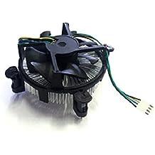DISIPADOR VENTILADOR UNIVERSAL Li-V115, CPU PC COOLER INTEL SOCKET 775 1155 1156