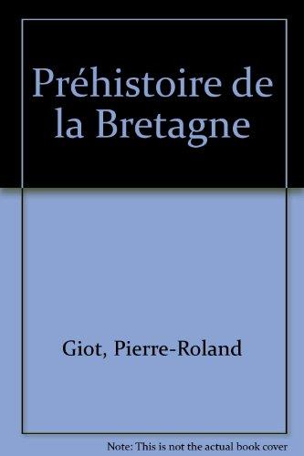 Préhistoire de la Bretagne
