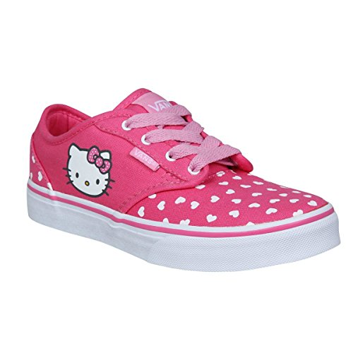 VANS Kids - Sneaker ATWOOD - Hello Kitty pink white, Größe:33