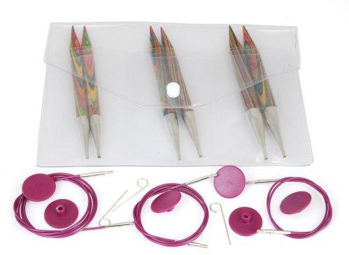 Knit Pro Symfonie Chunky Options Set - Agujas de tejer