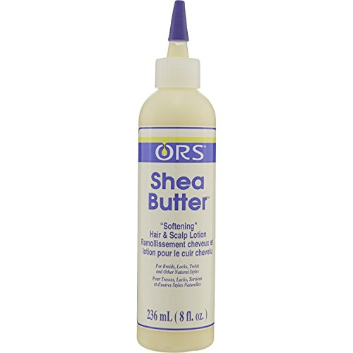 Shea Butter 'Softening' hair and scalp lotion