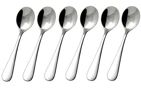 GRÄWE® Dessertlöffel / Kinderlöffel 6 Stück