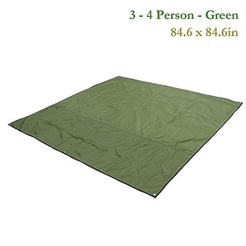Yahill® Outdoor Camping Shelter aus verdicktem Oxford Stoff für Zelt