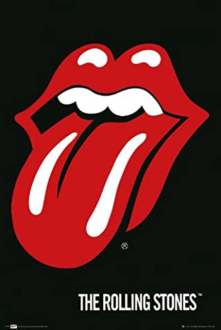 GB Eye LTD, The Rolling Stones, Lips, Poster, 61 x 91,5 cm