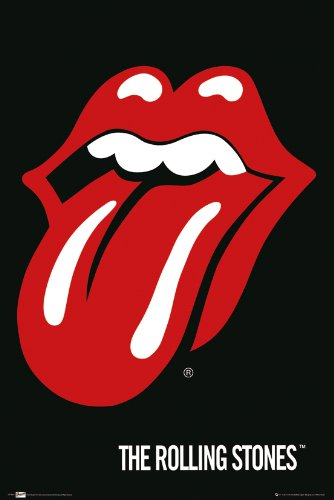 GB eye LTD, The Rolling Stones, Lips, Maxi Poster, 61 x 91,5 cm