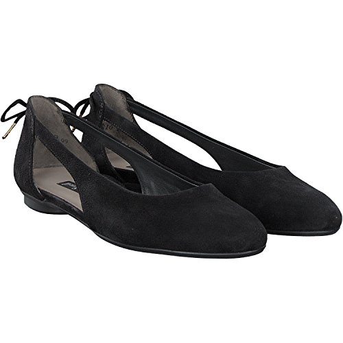 Paul Green, Ballerine donna blu Blau Nero