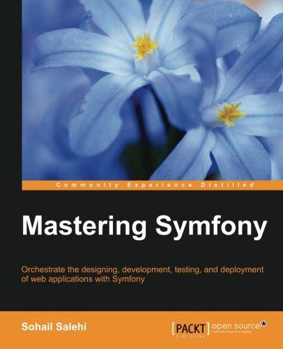 Mastering Symfony