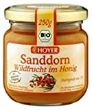 Sanddorn Wildfrucht im Honig - Hoyer