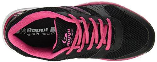 Black Noir 2136831 femme Beppi Sport Chaussures sport de 8AT810wq