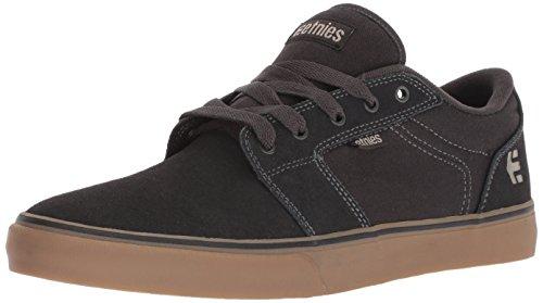 Etnies Herren Barge LS Skateboardschuhe, Schwarz (Black/Charcoal/Gum 558), 44 EU -