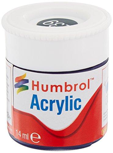 Humbrol - Pintura acrílico, Color British Racing Green (Hornby AB0239)