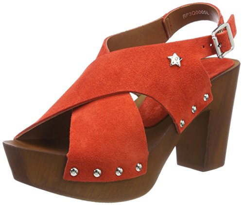 REPLAY Ribe, Zoccoli Donna Rosso (Red)