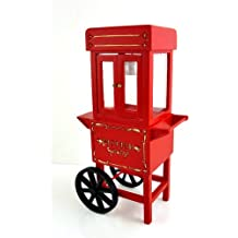 Melody Jane Dolls House Miniature Fairground Circus Popcorn Making Machine