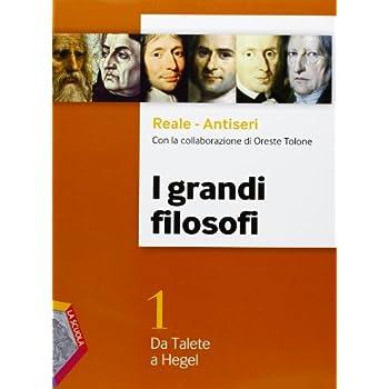 I Grandi Filosofi. Per I Licei E Gli Ist. Magistrali. Con Espansione Online: 1