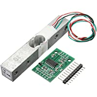 Generic 10 kg Aluminiumlegierung Kleine Waage Drucksensor Mit HX711 AD Modul