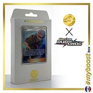 Danh (Denio) 179/181 Entrenadore Full Art - #myboost X Soleil & Lune 9 Duo de Choc - Box de 10 Cartas Pokémon Francés