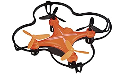 Mini Drone Quadcopter 2 Speed Remote Built-in Lithium Ion Battery.