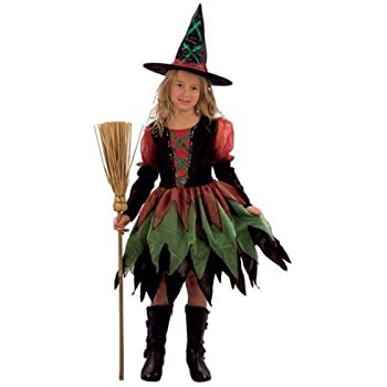 Girls Witch Costume Girls Witches Outfit Halloween Costumes Fancy ...