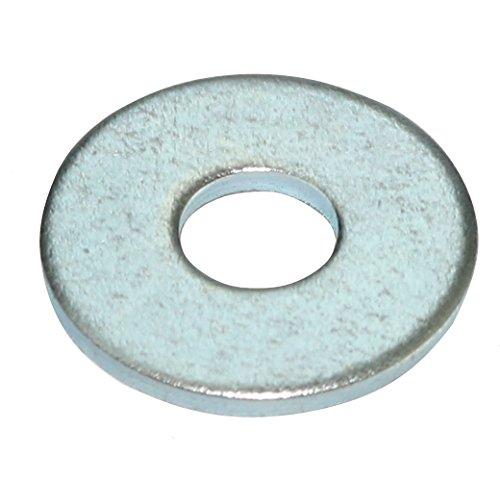Preisvergleich Produktbild Aerzetix: 50x Unterlegscheibe M8 24mm H2mm DIN9021 verzinktem Stahl C17674