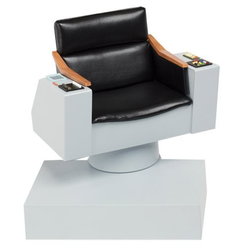 Star Trek: The Original Series Captain's Chair 1/6 Scale FX Replica