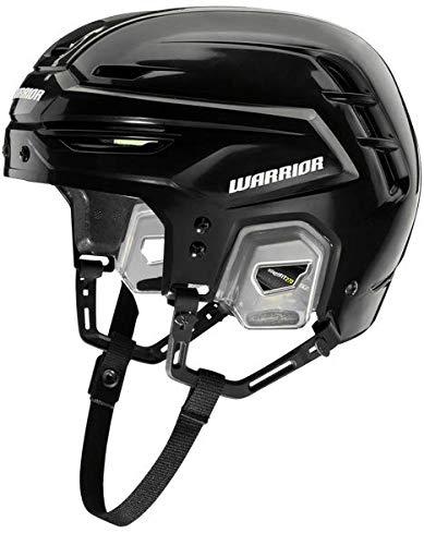 Warrior Helm Alpha One Pro Senior, Größe:M, Farbe:Schwarz -