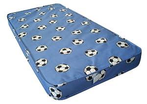 Kidsaw Football Single Mattress (Blue)