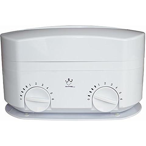 Fundidor De 2 Senos Cera Caliente Calentador De Cera Profesional 1000 Gramos Wax Heater + Regalo de MiKey