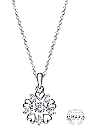 Young & Forever Mothers Day Gifts Timeless Treasure Love Confession 925 Sterling Silver Crystals From Swarovski...