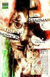 Sandman 'fin mundos' par Neil Gaiman