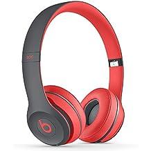 Beats Solo2 - Auriculares in-ear, color rojo