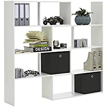 etagere de separation. Black Bedroom Furniture Sets. Home Design Ideas