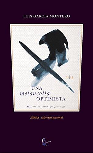 Una melancolía optimista por Luis García Montero