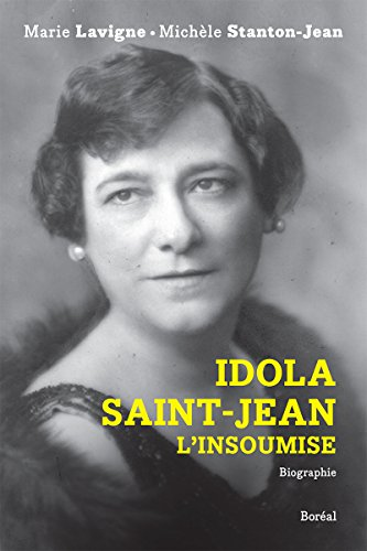 Idola Saint-Jean, l'insoumise