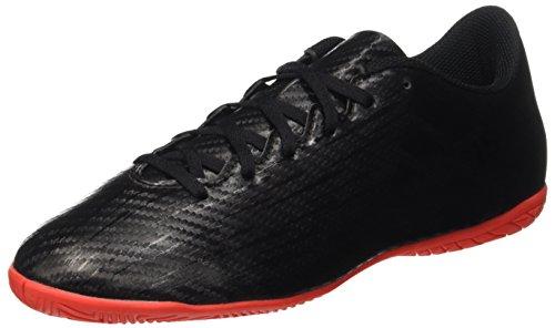 adidas Herren X 16.4 in Fußball-Trainingsschuhe Schwarz (Core Black/Core Black/Dark Grey)