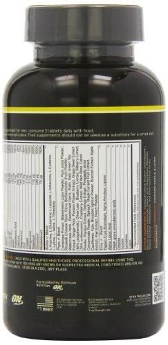 Optimum Nutrition Opti-Men Multivitamins Capsules, 180 Capsules