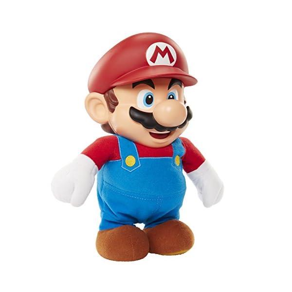 Jakks Pacific Super Mario Figura, Multicolor, Talla única (02492-EU) 5
