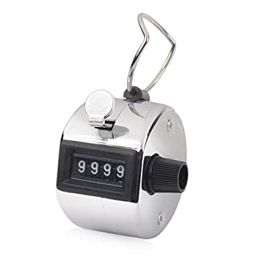 Mugetech Contador manual dígitos