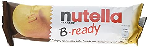 Nutella B-Ready Biscuits, 22 g, Pack of