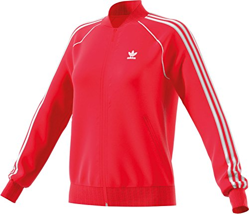 adidas Sst, Giacca Donna rosso