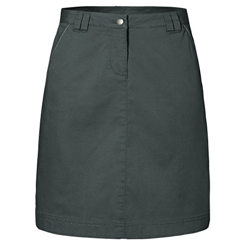 Jack Wolfskin - Gonna da donna Liberty Skirt Greenish Grey