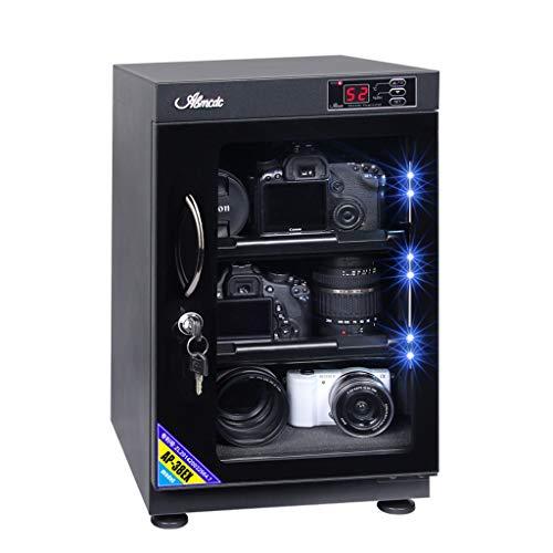 LIU UK Dry Cabinet Elektronische FeuchtigkeitsbestäNdige Box Trockenschrank 40 Liter Mikrocomputer Konstante Feuchtigkeitskontrolle Spiegelreflexkamera Objektiv FeuchtigkeitsbestäNdige Box