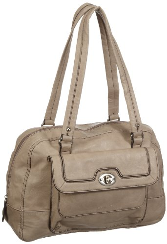 Price comparison product image Gerry Weber  Color Code Shopper Womens  Beige Beige (taupe 104) Size: 37x25x14 cm (B x H x T)