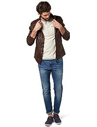 TOM TAILOR Herren Slim Jeans Denim