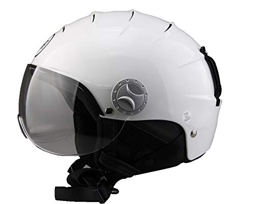 Zoom IMG-2 bhr 84086 casco demi jet
