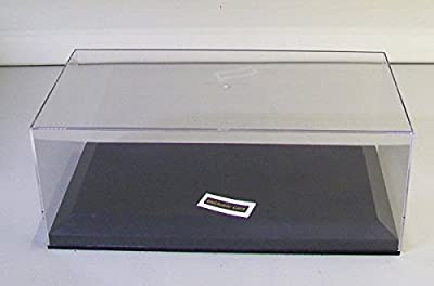 Vitrine Kunststoffvitrine für Modellauto 1:18,1:24, 1:43, 1:72, 1:87 von Unbekannt